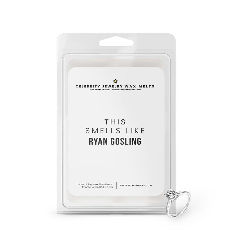 This Smells Like Ryan Gosling Celebrity Wax Melts