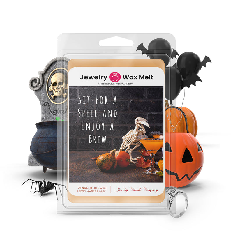 Sit for spell and enjoy a brew Jewelry Wax Melts