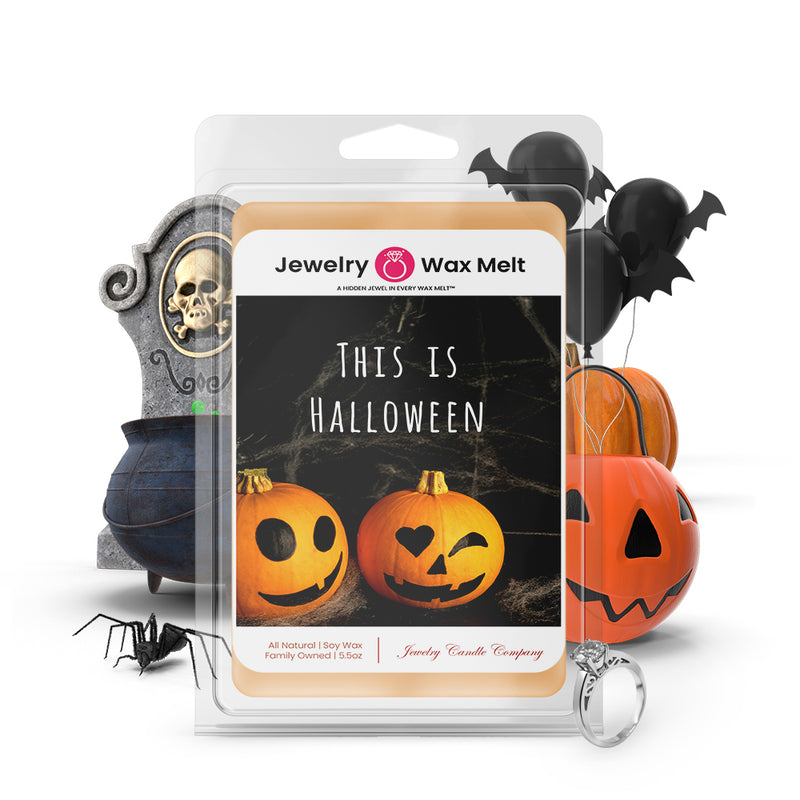 This Is halloween Jewelry Wax Melts