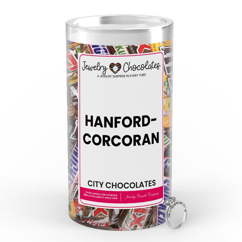 Hanford-Corcoran City Jewelry Chocolates