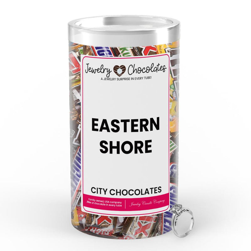 Eastern Shore City Jewelry Chocolates