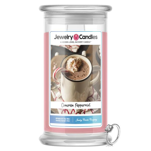 Cinnamon Peppermint Jewelry Candle