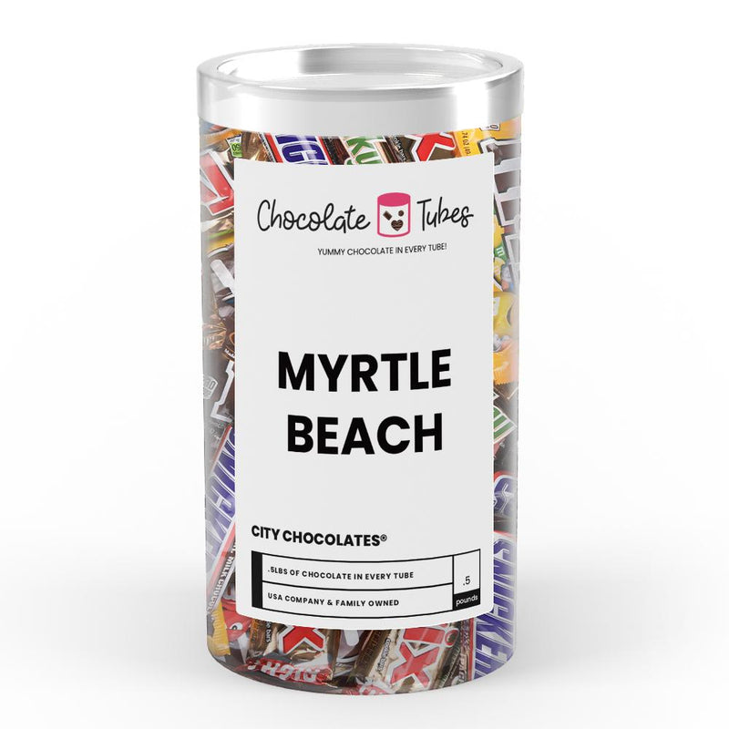 Myrtle Beach City Chocolates