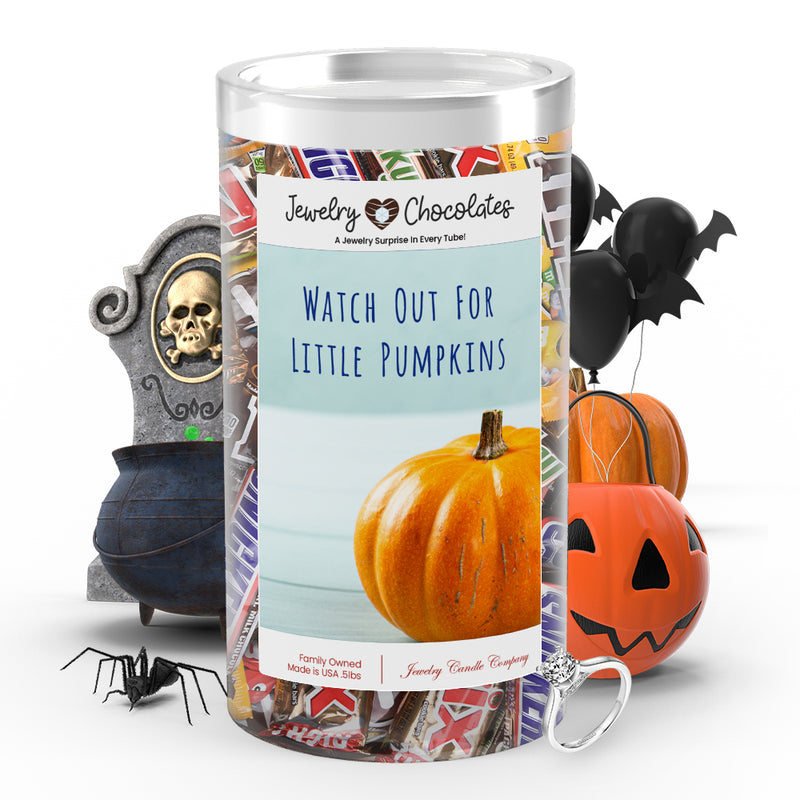 Witch out for little pumpkins Jewelry Chocolates