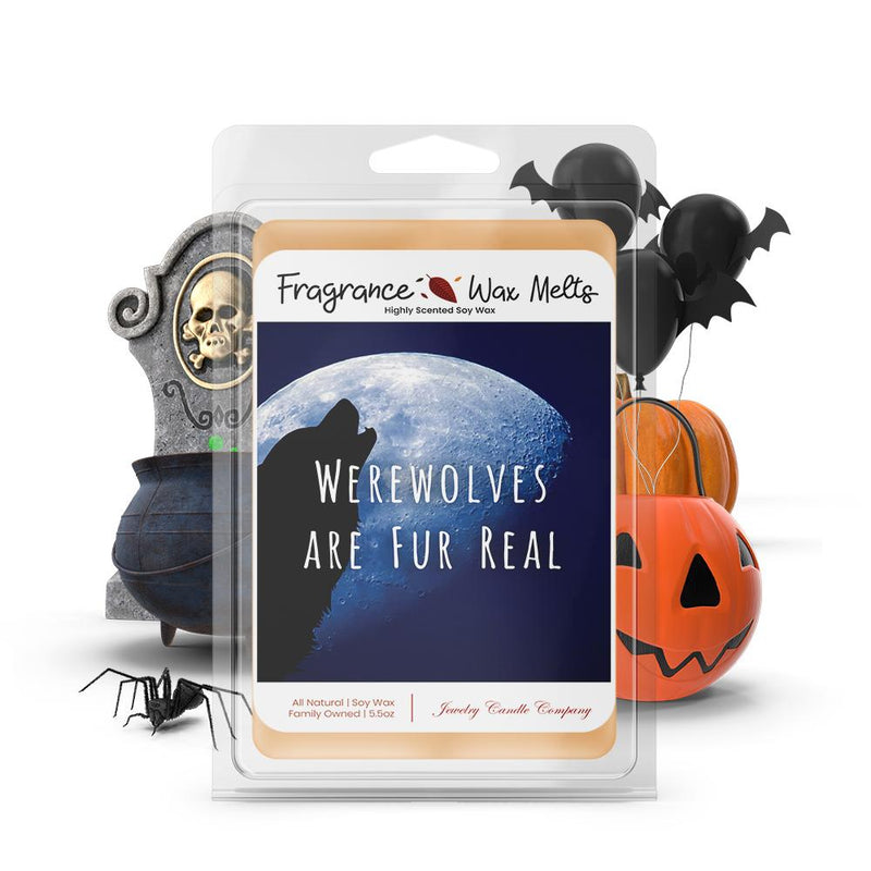 Werewolves are fur real Fragrance Wax Melts