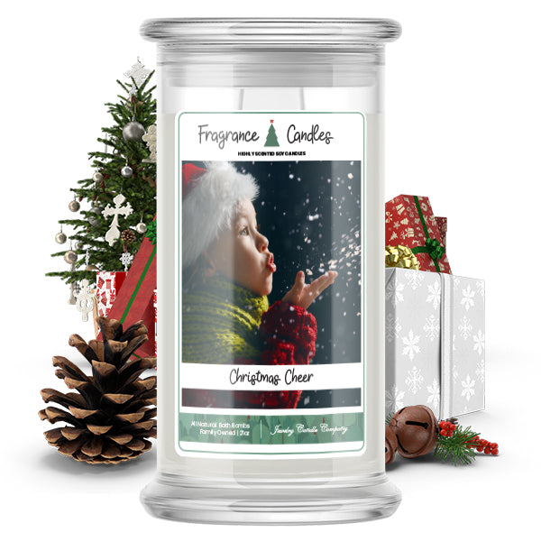 Christmas Cheer Fragrance Candle