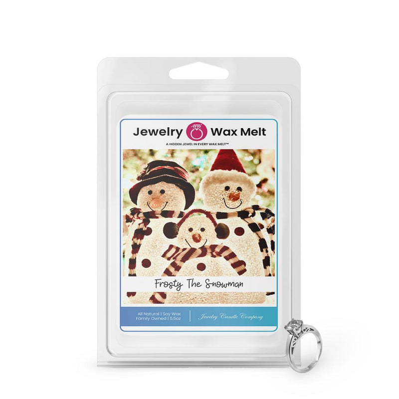 Frosty The Snowman Jewelry Wax Melts