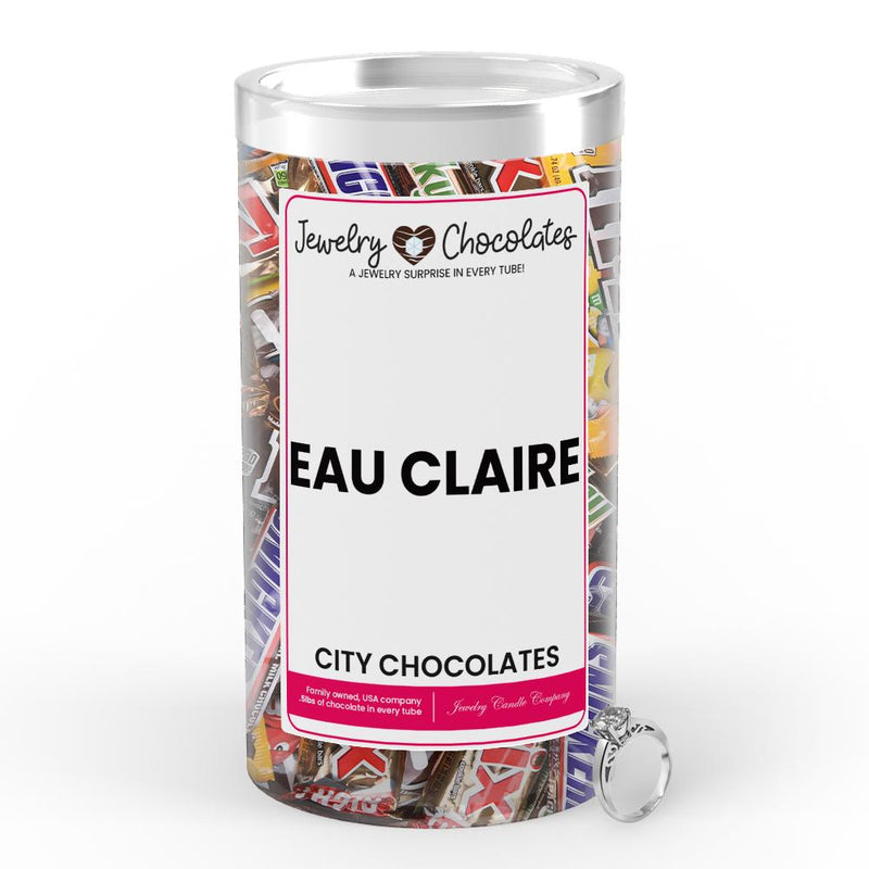 Eau Claire City Jewelry Chocolates