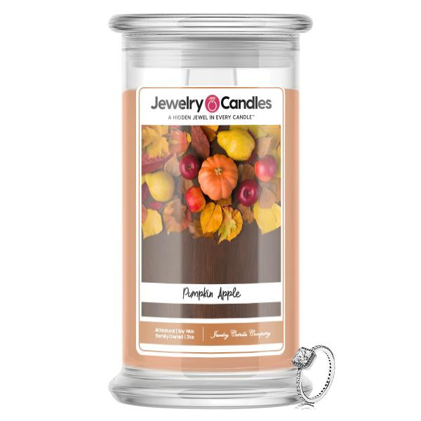 Pumpkin Apple Jewelry Candle