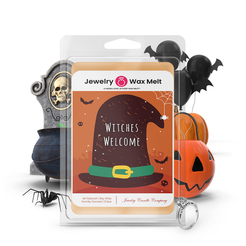 Witches Welcome Jewelry Wax Melts