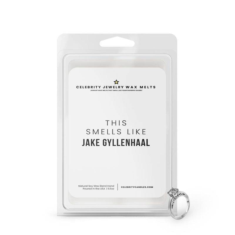 This Smells Like Jake Gyllenhaal Celebrity Wax Melts