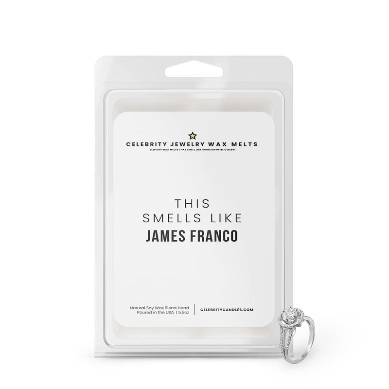 This Smells Like James Franco Celebrity Wax Melts