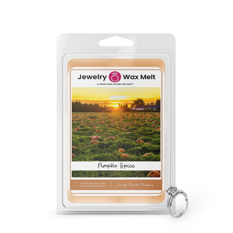 Pumpkin Spice Jewelry Wax Melt