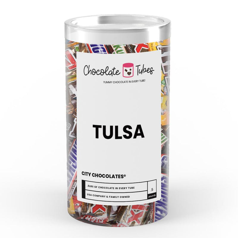 Tulsa City Chocolates