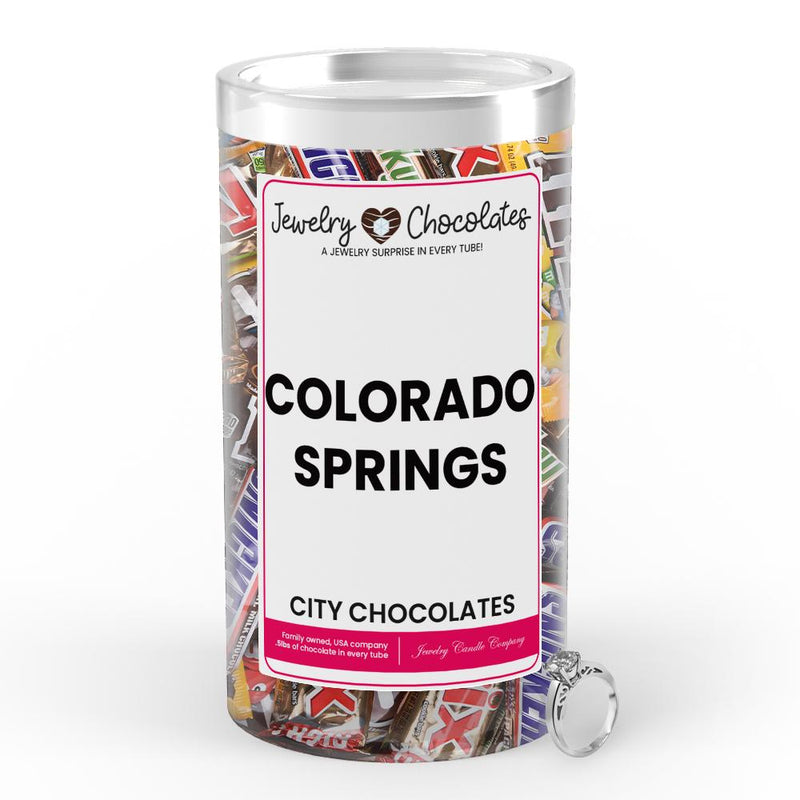Colorado Springs City Jewelry Chocolates