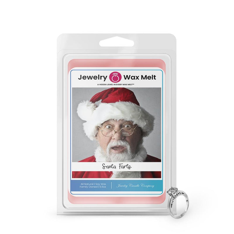 Santa Farts Jewelry Wax Melts