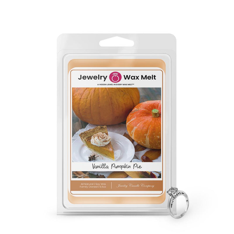 Vanilla Pumpkin Pie Jewelry Wax Melt