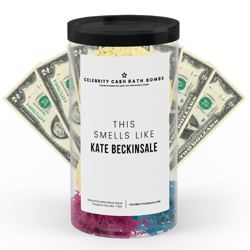 This Smells Like Kate Beckinsale Celebrity Cash Bath Bombs