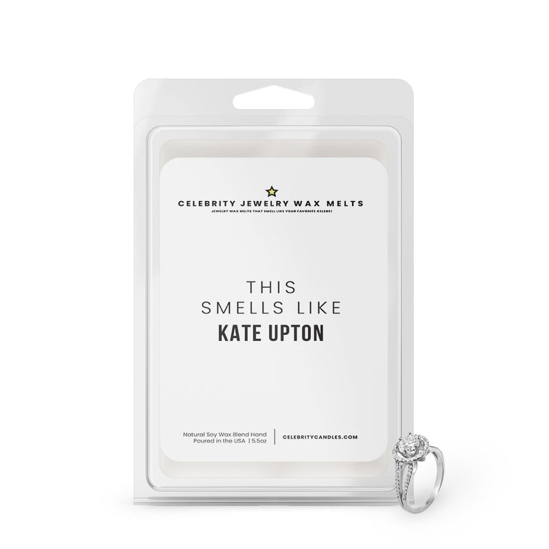 This Smells Like Kate Upton Celebrity Jewelry Wax Melts