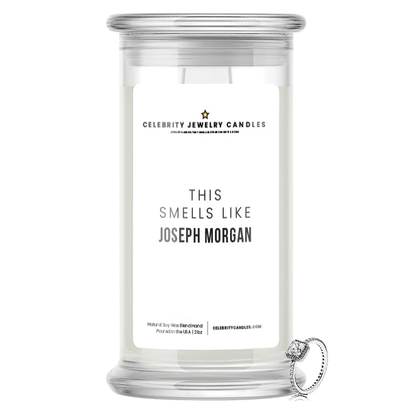 This Smells Like Joseph Morgan Celebrity Jewelry Candle