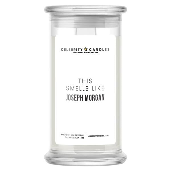 This Smells Like Joseph Morgan Celebrity Candle