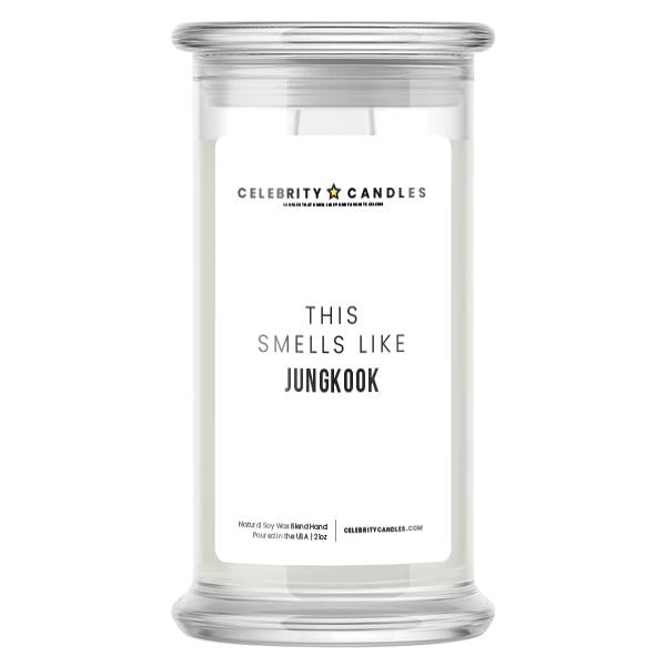 This Smells Like Jungkook Celebrity Candle