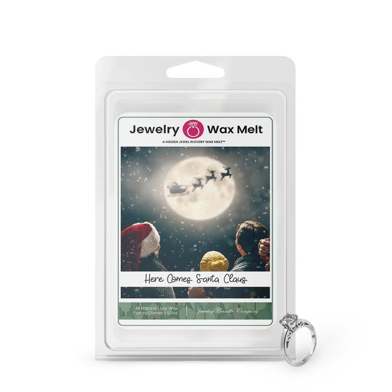 Here Comes Santa Claus Jewelry Wax Melt