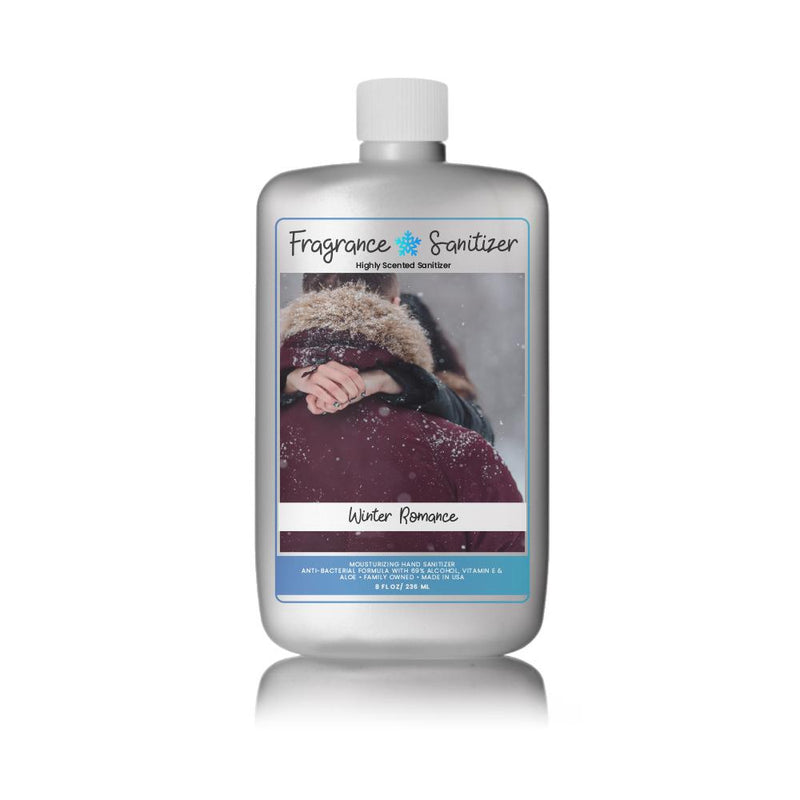 Winter Romance Fragrance Hand Sanitizer