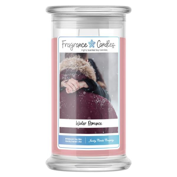 Winter Romance Fragrance Candle