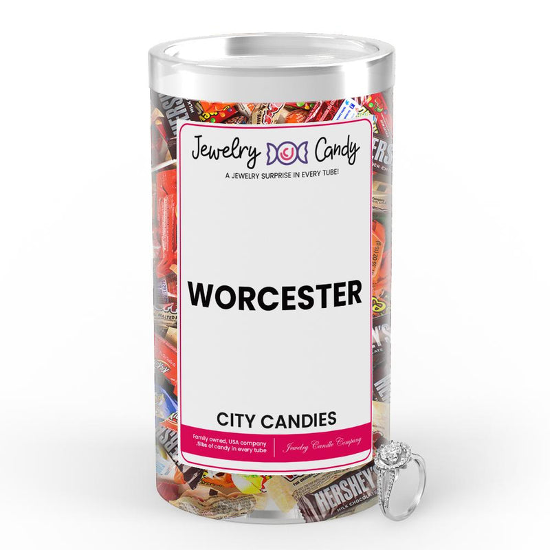 Worchester City Jewelry Candies