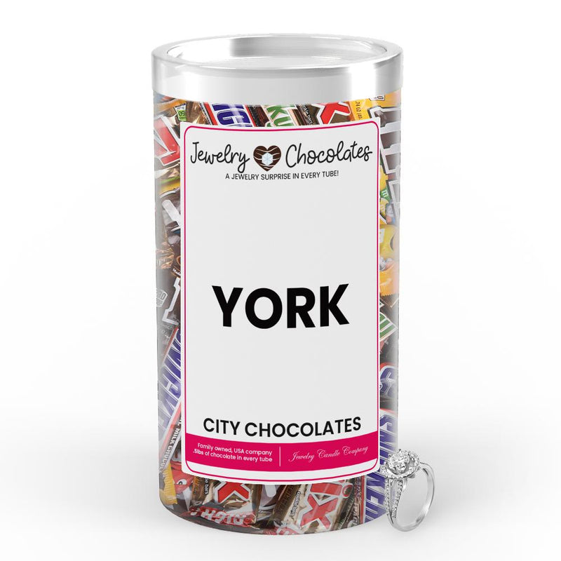 York City Jewelry Chocolates