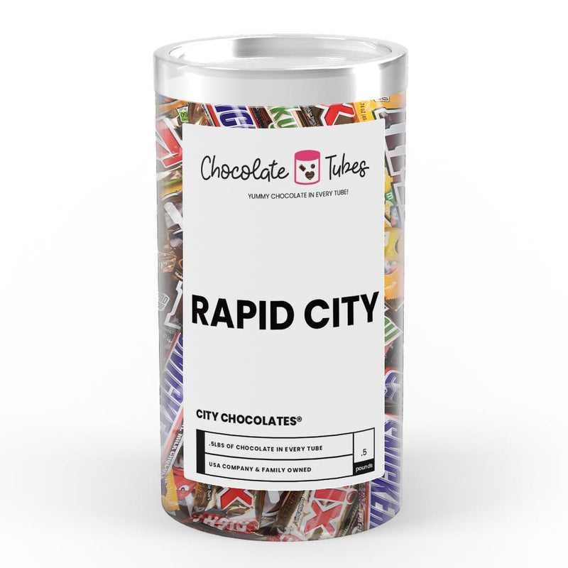 Rapid City City Chocolates