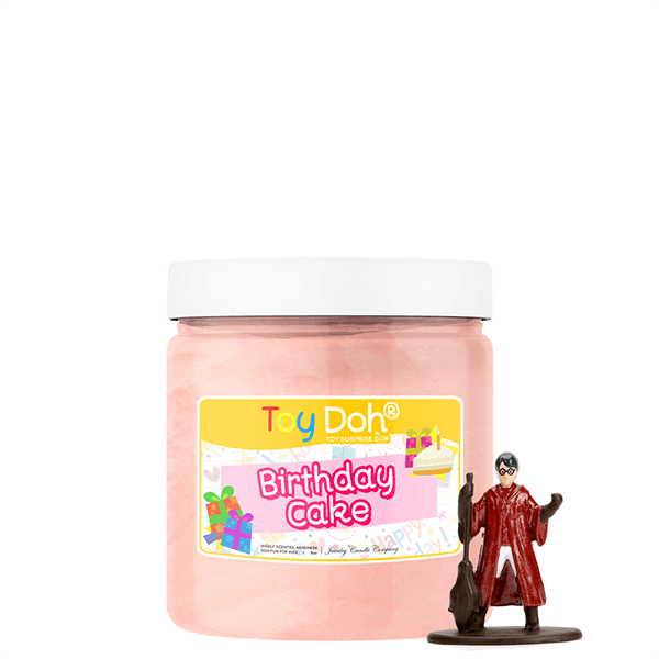 Birthday Cake | Toy Doh®-Jewelry Candle Kids-The Official Website of Jewelry Candles - Find Jewelry In Candles!