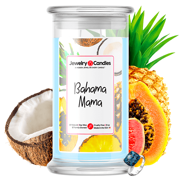 Bahama Mama Jewelry Candles