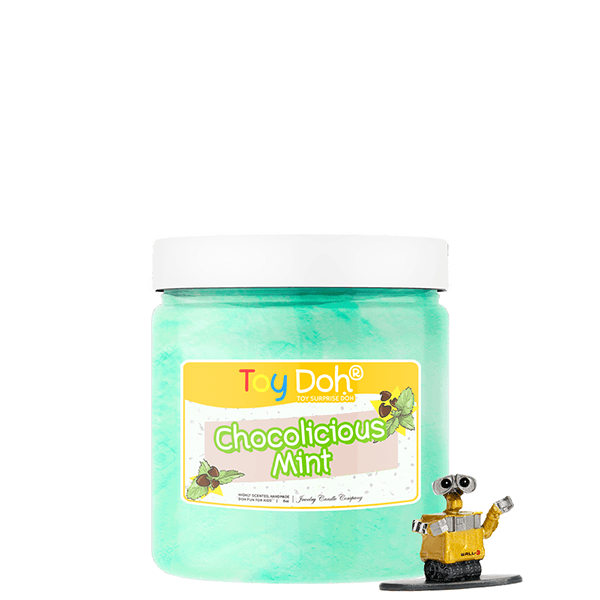 Chocolicious Mint | Toy Doh®-Jewelry Candle Kids-The Official Website of Jewelry Candles - Find Jewelry In Candles!