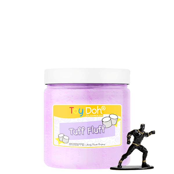 Tuff Fluff | Toy Doh®-Jewelry Candle Kids-The Official Website of Jewelry Candles - Find Jewelry In Candles!