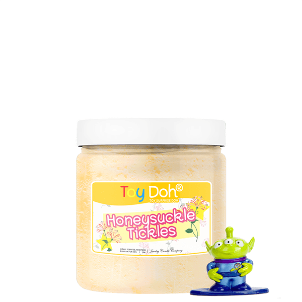 Honeysuckle Tickles | Toy Doh®-Jewelry Candle Kids-The Official Website of Jewelry Candles - Find Jewelry In Candles!
