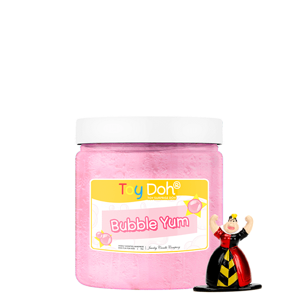 Bubble Yum | Toy Doh®-Jewelry Candle Kids-The Official Website of Jewelry Candles - Find Jewelry In Candles!