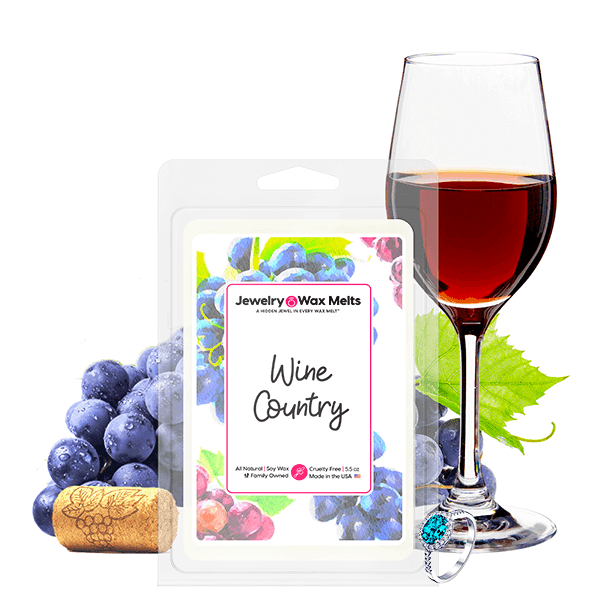 Wine Country Jewelry Wax Melt