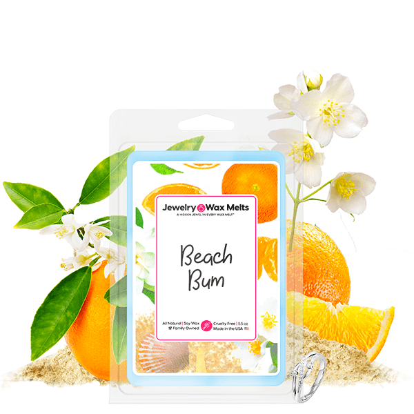 Beach Bum Jewelry Wax Melt