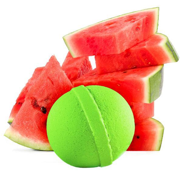 Watermelon Wiggles | Single Toy Surprise Bath Bomb®-Single Toy Bath Bomb-The Official Website of Jewelry Candles - Find Jewelry In Candles!