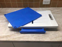 Load image into Gallery viewer, Set of 2 Dripless Cutting Boards 2 in 1 System