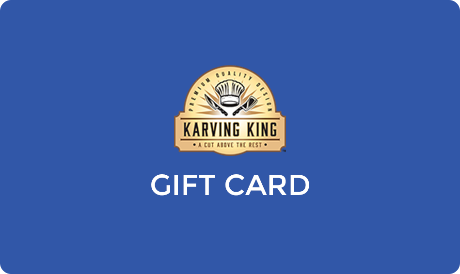 Karving King Gift Card