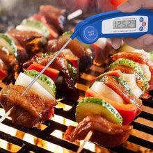Load image into Gallery viewer, Folding Digital Meat Thermometer