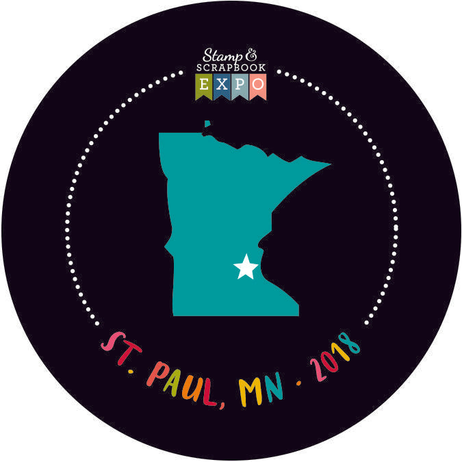 "Collectible 2"" - St Paul, Minnesota Button"