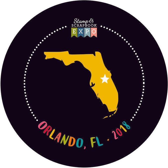 "Collectible 2"" - Orlando, Florida Button"