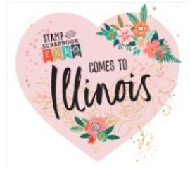 Collectible Heart - Illinois Button 2020