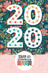 "Crop Registration - October 11th Crop - ""Stamp & Scrapbook Expo 2020"" Year Button"