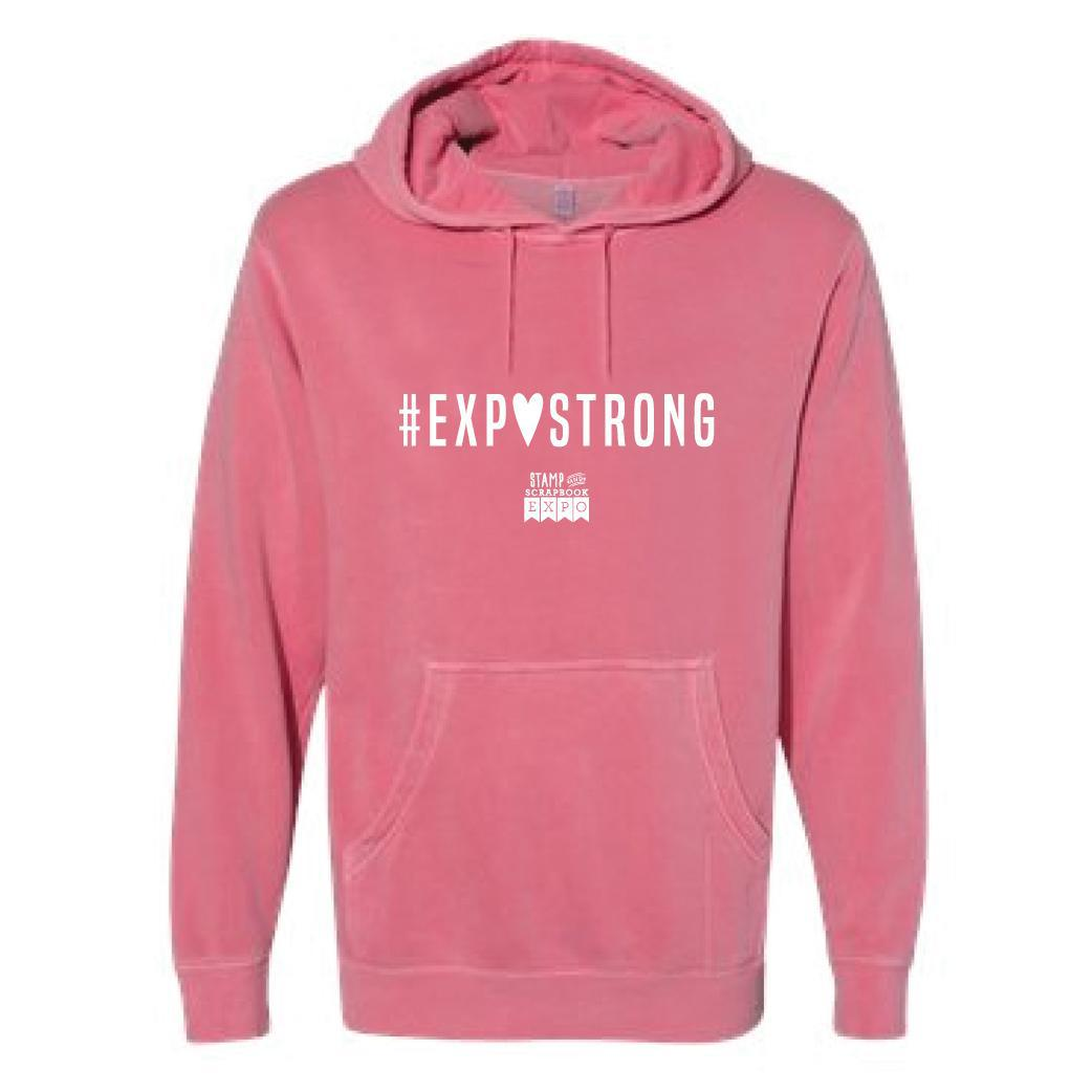 Sweatshirt - ExpoStrong - Fleece