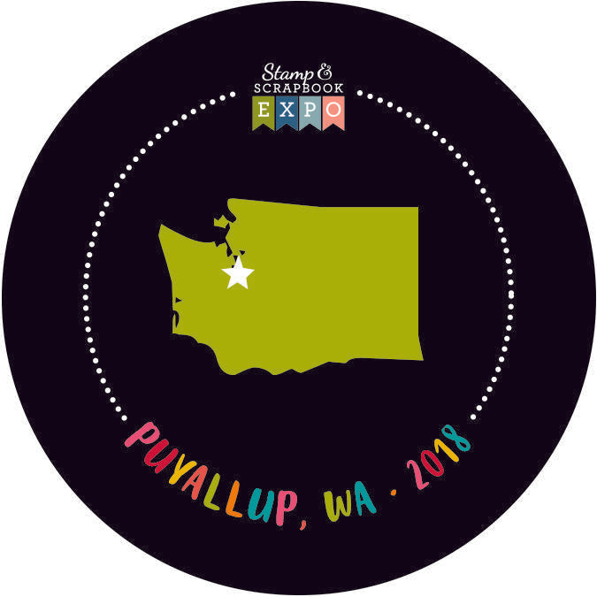 "Collectible 2"" - Puyallup, Washington Button"